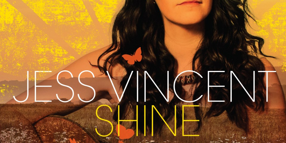 Shine album cover